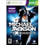 Michael Jackson The Experience Para Xbox 360 Nuevo