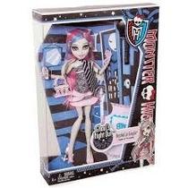 Boneca Monster High Rochelle Goyle Mattel! F Mattel