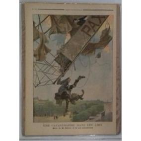 Le Petit Journal - Desastre Augusto Severo (1902)
