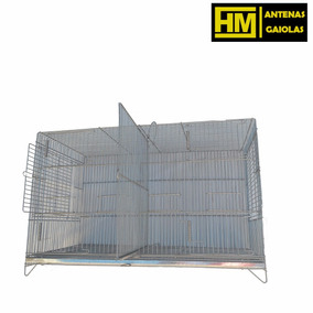 Gaiola Criadeira /bicudo/curio/ 60cm Malha Estreita