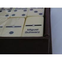 Domino 8 Grabados Personalizados Profesional Piedra Grande