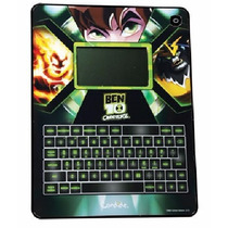 Tablet Bilingue Touch Ben10 80 Atividades 5325 - Candide