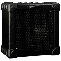 Caixa Amplificador Giannini G5+ Madeira Preta - Refinado