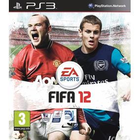 Fifa Soccer 12 Ps3 Fifa 12 - Mídia Física - Lacrado