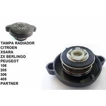 Tampa Radiador Peugeot Citroen 106 205 306 405 Zx Xsara Nova