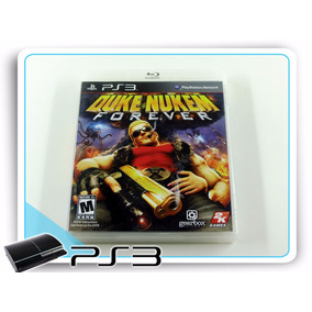 Ps3 Duke Nukem Forever Original Playstation 3