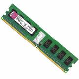 Kit10-kvr800d2n6-1g Memória Kingston 1gb Ddr2 800mhz Desktop