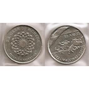 Medalla Serie Casa De Moneda - Malvinas