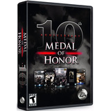 Medal Of Honor 10 Anniversary + Gta San Andreas - Pc Dvd