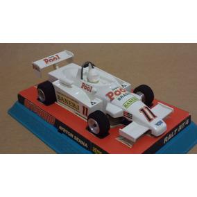 Decalque Para Ralt Branca Ayrton Senna Autorama Estrela