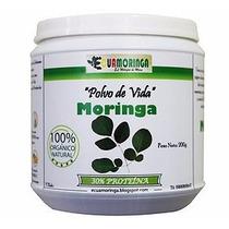 Moringa Organica En Polvo 200 Gramos Guayaquil Ecuador