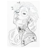 Regalo Lienzo Con Bastidor Para Pintar Arte Anti Stress