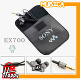 Audifono Sony Walkman Mdr Ex 700 Full Bass