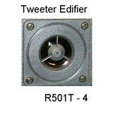Repuesto Tweeter Satélite Home Theater Edifier 5,1 R501 T4