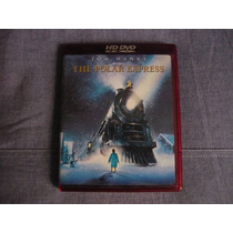 The Polar Express Hd Dvd Tom Hanks 2006 Warner Bros