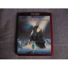 The Polar Express Hd Dvd Tom Hanks 2006 Warner Bros