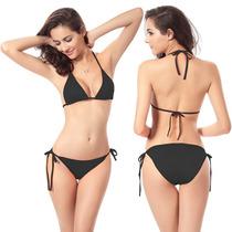 Bikini Sexy Traje De Baño Playa Varios Colores