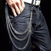 Cadena P/pantalon(biker,pantalon,moda,jeans,rock,choper)