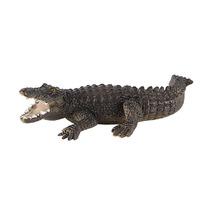Enfeite Para Aquário Resina Crocodilo An607