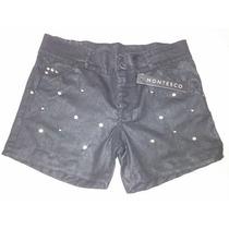 Short Jeans Engomado Montesco
