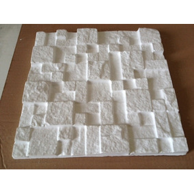 Formas De Plástico Com Borracha Para Gesso Kit Com 4 Pçs 3d