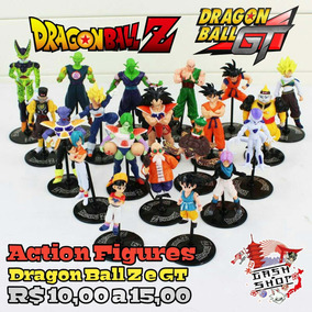 Action Figures Dragon Ball Z Gt