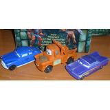 Lote Muñecos Originales Mcdonalds Mc Donalds Disney Cars