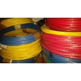 Cable 6 Thw /thhn Cobre Nacional Tramos