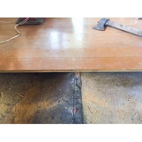 Assoalho De Pau-marfim Madeira De Demolição - Raridade