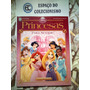 Álbum + Lote 257 Figurinhas + 80 Cards Princesas Para Sempre
