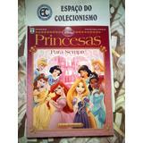 Álbum + Lote 251 Figurinhas + 37 Cards Princesas Para Sempre