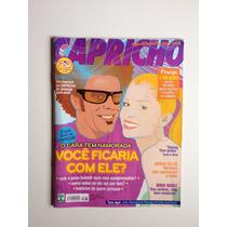 Revista Capricho N°964 Grazi Massafera Duda Nagle Ano 2005