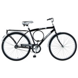 Bicicleta Fischer Barra Super Aro26 Masc Preto 5651-12015