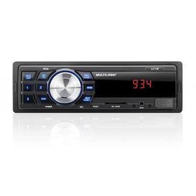 Rádio Automotivo One Mp3 C/ Usb E Sd P3213 Multilaser