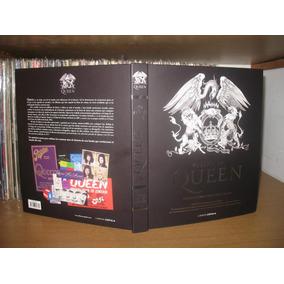 Queen -libro Sus 40 Años-europeo-castellano-nuevo-stock+cd