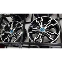 Jogo Roda Audi Rs3 Aro14 4/5 Furos Astra Cobalt Montana Gm