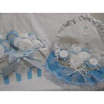 Souvenirs Bautismo Nacimiento Toallitas Cumpleaño Babyshower