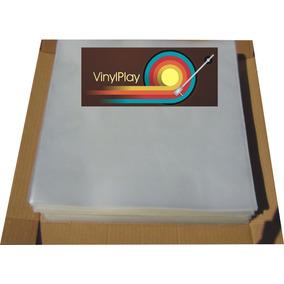 Vinil -100 Plasticos Externos Vinil-32x32grosso 0,20 + Chave