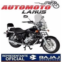 Bajaj Rouser Avenger 220 0km 2017 Automoto Lanus