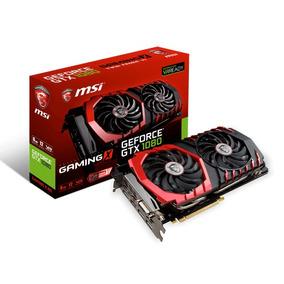 Msi Geforce Gtx 1080 Directx 12 Gaming X 8g 2560 Cuda [v]