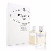 Kit Perfume Prada Milano Infusion D´homme Com 2 Itens - Novo