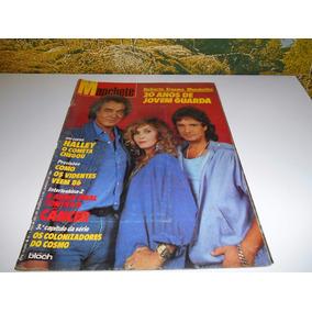 Revista Manchete Antiga