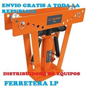 Doblador De Tubo Hidraulico De 1/2 A 2 Pulgada +envio Gratis