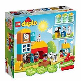 Juguete Lego Duplo Mi Primera Mi Primera Granja, W8