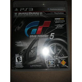 Ps3 Gt Gran Turismo 5 Xl Edition Orig.playstationnetwork