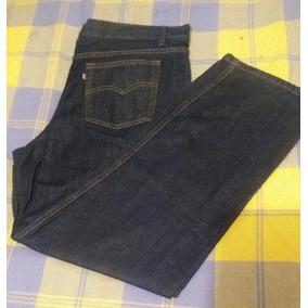 Pantalón Jeans Prelavado De Trabajo De 12 Oz.