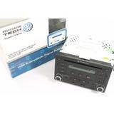 Radio Cd Mp3 Bluetooth Usb Novo Original Vw Tech Golf Polo