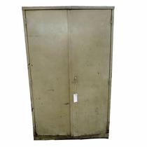 Armário De Aço Com 2 Portas E 4 Prateleiras Pt4