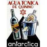 Quadro 20x30 C/ Moldura E Vidro+ Foto Cervejaria Antarctica
