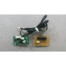 Placa Sensor Cr Remoto Semp Toshiba Lc3246(b)wda 35014615